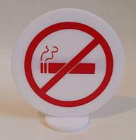 Настольные таблички no smoking