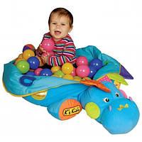 Дракоша, бассейн с шариками, K's Kids (10445)