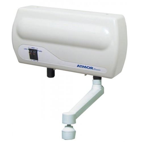 Проточный водонагреватель Atmor Basic 3,5 кВт (Кран)