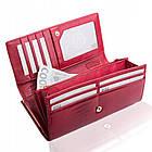 Шкіряний гаманець BETLEWSKI з RFID 19 х 9 х 4 (BPD-CR-72031) - бордовий, фото 2