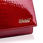Шкіряний гаманець BETLEWSKI з RFID 19 х 9 х 4 (BPD-CR-72031) - бордовий, фото 5