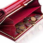 Шкіряний гаманець BETLEWSKI з RFID 19 х 9 х 4 (BPD-CR-72031) - бордовий, фото 7