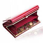 Шкіряний гаманець BETLEWSKI з RFID 19 х 9 х 4 (BPD-CR-72031) - бордовий, фото 9