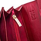 Шкіряний гаманець BETLEWSKI з RFID 19 х 9 х 4 (BPD-CR-72031) - бордовий, фото 10