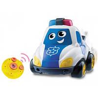 Машина музыкальная с пультом Полиция, Baby Baby (3271)