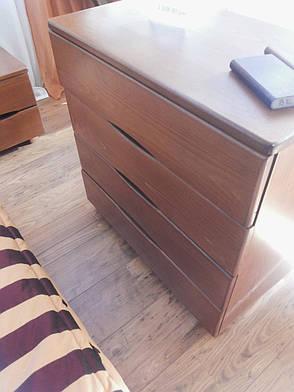 Комод из массива бука Мария Микс мебель, цвет на выбор, фото 2