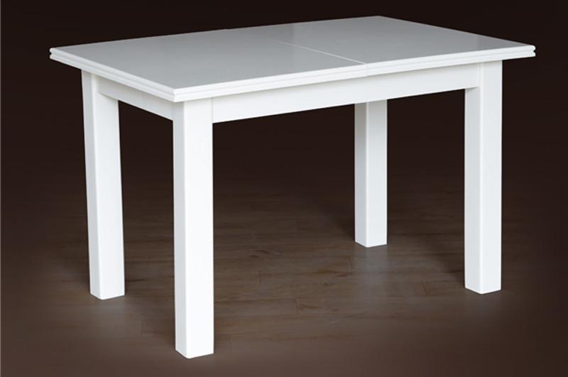 Стол Петрос белый 1200(+400)*800 (раскладной)