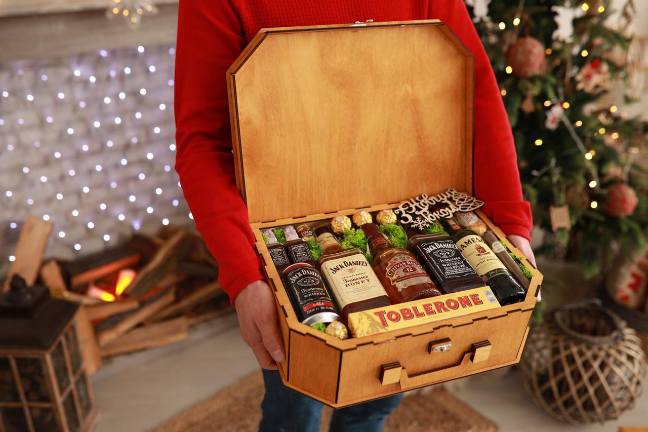 Подарунок Чоловікові на День Народження Оригінальні подарунки начальнику подарунок керівнику (CraftB)