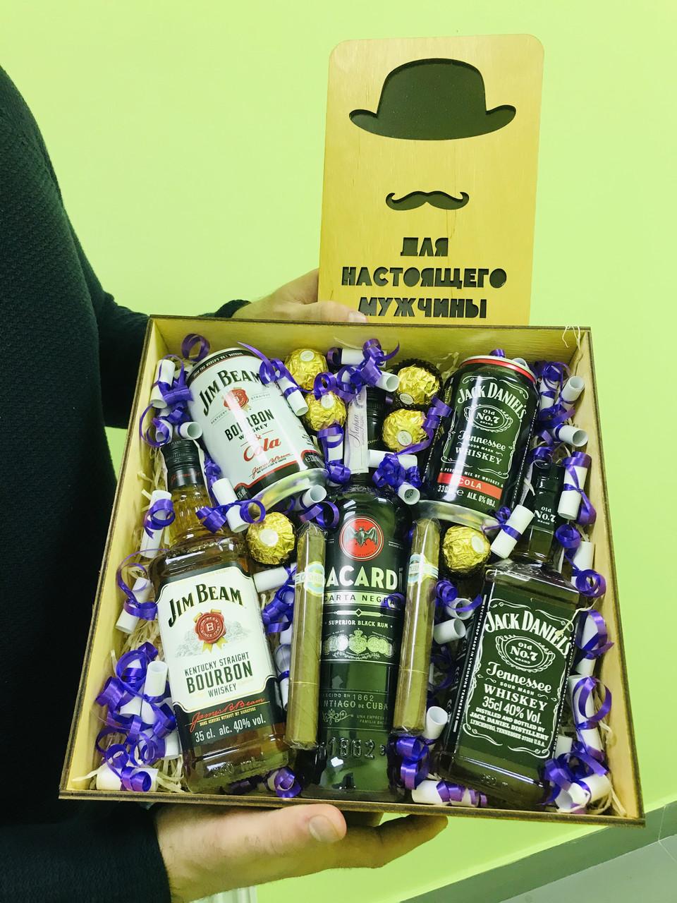 Оригинальный подарок на День Рождения мужчинам, боссу, шефу, начальнику (CraftB)