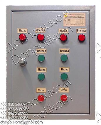Я5424 реверсивный двухфидерный  ящик управления  электродвигателями, фото 2