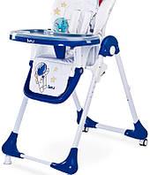 Дитячий стільчик для годування Caretero Luna navy