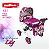 Коляска для кукол Adbor Lily K13