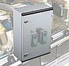 Щит ящик щиток металлический 400х400х200 с монтажной панелью IP66 распределительный управления автоматизации