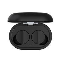 Беспроводные Bluetooth наушники Sabbat Vooplay 100 Shadow с чехлом для зарядки (Черный), фото 1