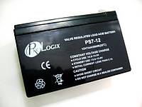 Аккумуляторная батарея ProLogix PS7-12,12В-7Ач для бесперебойного питания, для эхолотов продажа в Украине, фото 1