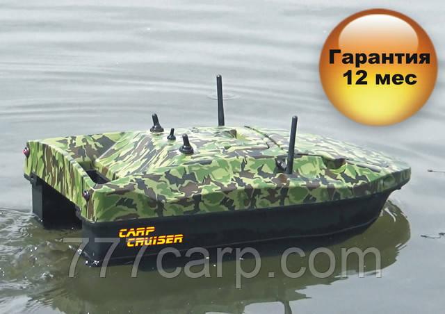 Кораблик карповый Carp Cruiser Воаt-SCL-21A с литиевыми батареями 20.8Ah