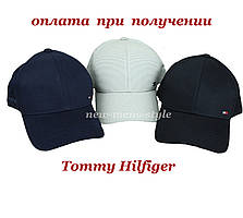 Мужская молодежная модная стильная спортивная кепка бейсболка блайзер Tommy Hilfiger