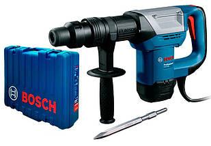 Відбійний молоток Bosch Professional GSH 500 + валіза + зубило 280 мм (0611338720)