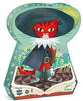 Кот в сапогах, Пазл 50, DJECO (DJ07257)