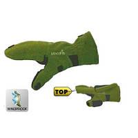 Отстегивающиеся перчатки-варежки ветрозащитные  NORFIN