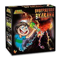 Извержение вулкана Украинская упаковка, Детский игрушечный набор, EasyScience (45032)