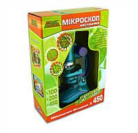 Микроскоп исследователя, Украинская упаковка, EasyScience (44006)