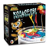 Цветные эксперименты Украинская упаковка, Детский игрушечный набор, EasyScience (45029)