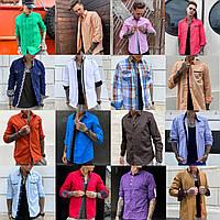 71131 Noseda микс рубашек мужских разных моделей, цветов и размеров (20 ед.) #партнер10