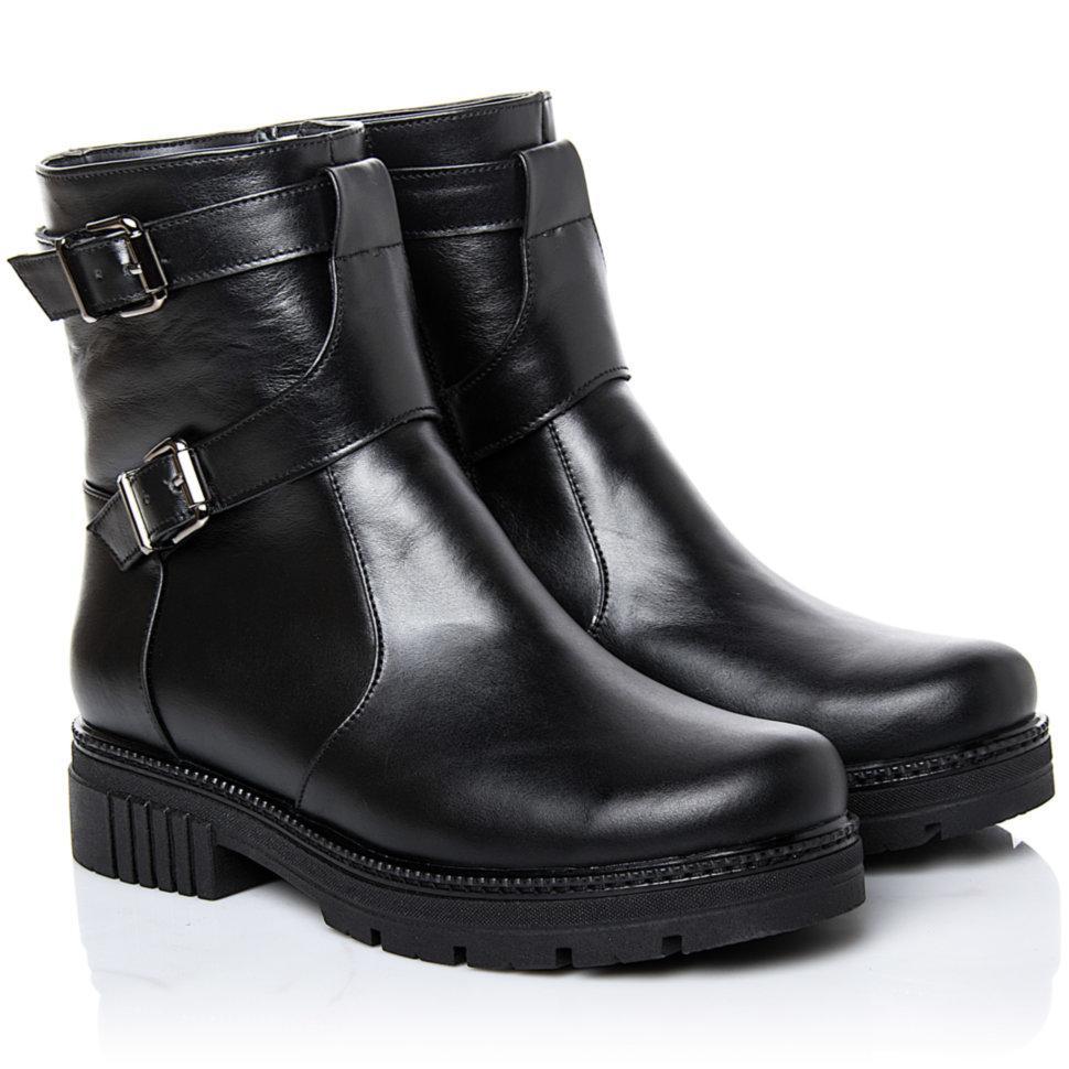 Ботинки La Rose 2261 41(26,7см) Черная кожа