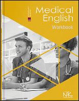 """Книга """"Medical English.Work Book"""" Медична англійська мова : робочий зошит. Знаменська І. В., Бєляєва О. М."""