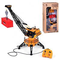 """Кран на радиоуправление """"Tower Crane"""" 951"""