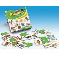 Пузлино, Настольная игра, Granna (11401)