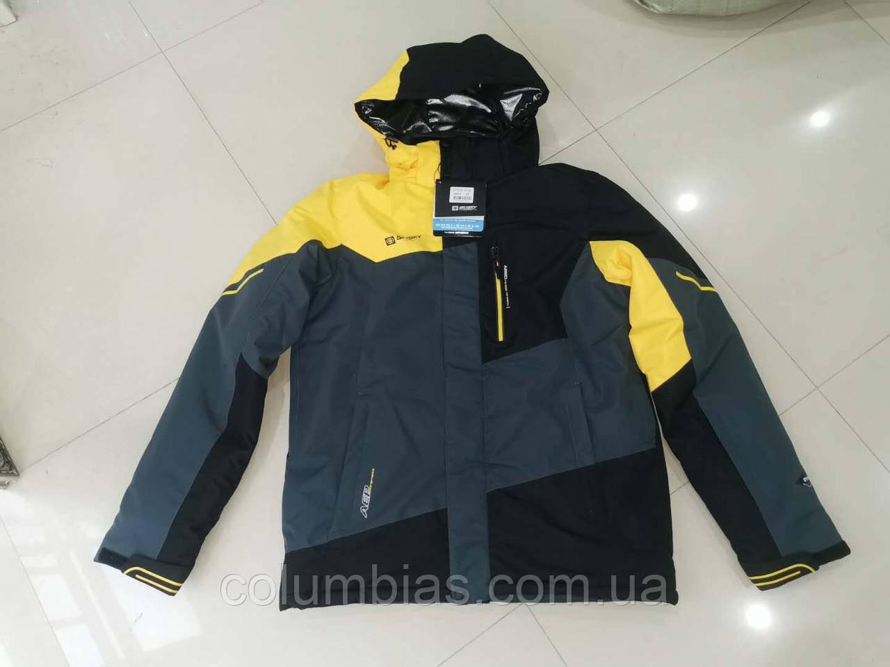 Мужская зимняя спортивная куртка columbia . ski, любые размеры