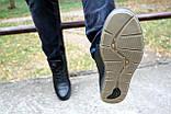Мужские ботинки кожаные зимние черные Milord Olimp B, фото 4