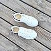 НА ХУТРІ Утеплені Білі Кросівки Alexander Mcqueen демисезон демі еко шкіряні, фото 6
