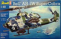 Вертолет Bell AH-1W SuperCobra 1:48, Revell (4943)