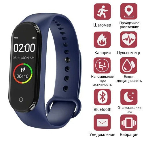 Smart часы и фитнес браслеты