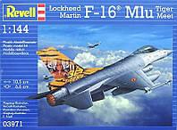 Истребитель F-16 Mlu TigerMeet 1:144, Revell (3971)