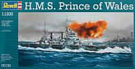 Линкор HMS Prince of Wales 1:1200, Revell (5135)