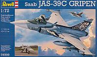 Многоцелевой истребитель Saab JAS 39C Gripen 1:72, Revell (4999)