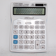 Калькулятор электронный ct-9300w