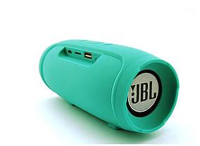 Портативная bluetooth колонка в стиле JBL Charge mini 3+ (Мятная), фото 2