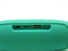 Портативная bluetooth колонка в стиле JBL Charge mini 3+ (Мятная), фото 3