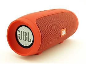 Портативная bluetooth колонка в стиле JBL Charge mini 3+ (красный), фото 3
