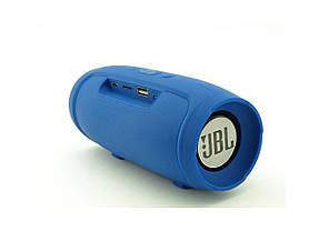 Портативная bluetooth колонка в стиле JBL Charge mini 3+ (Синий), фото 2