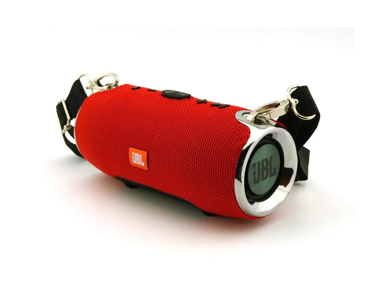Портативная bluetooth колонка в стиле JBL Xtreme mini (Красная)