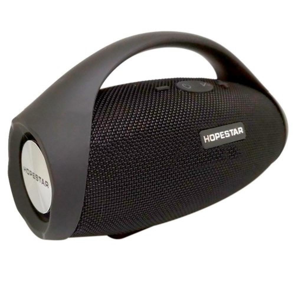 Портативная акустическая Bluetooth колонка Hopestar H32 mini, 10W (Черная) Original