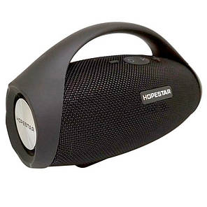 Портативная акустическая Bluetooth колонка Hopestar H32 mini, 10W (Черная) Original, фото 2