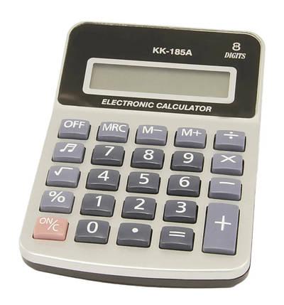 Калькулятор   KK-185A, фото 2