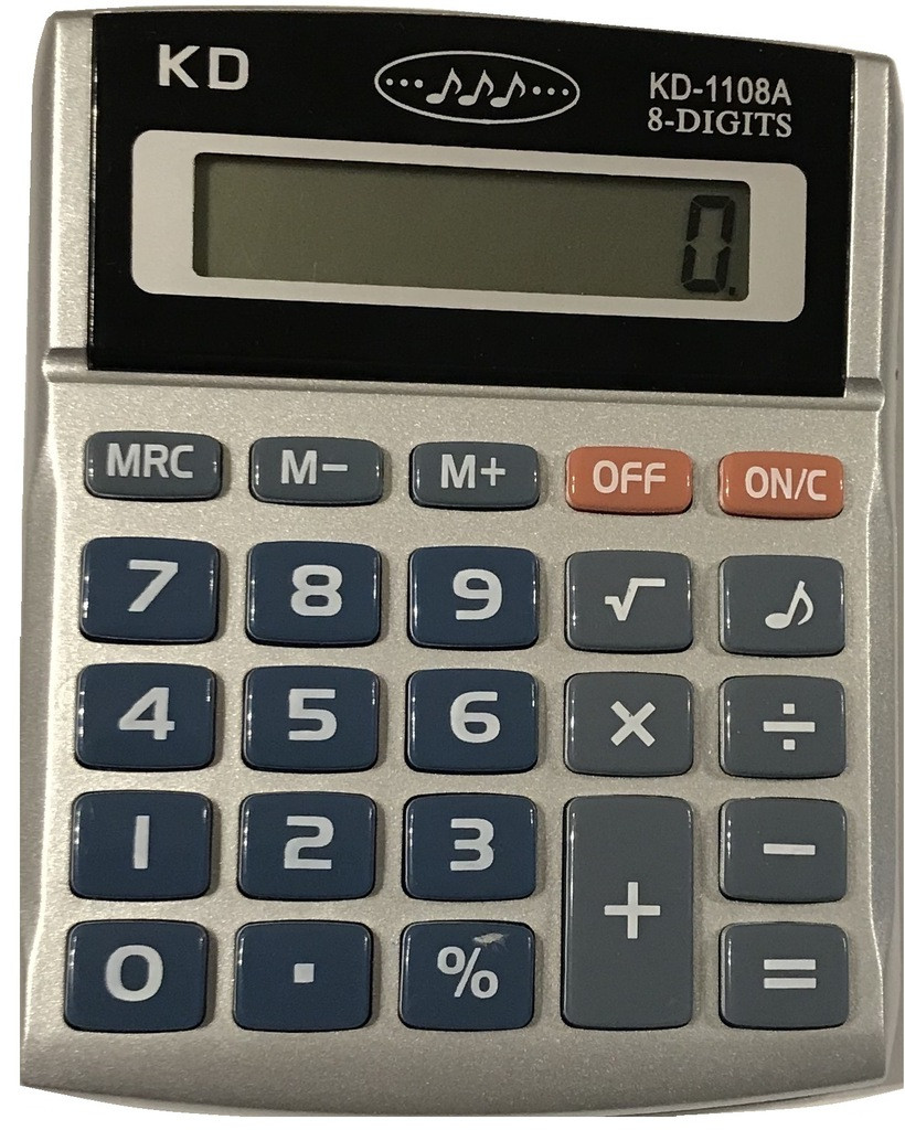 Калькулятор   KK-1108A